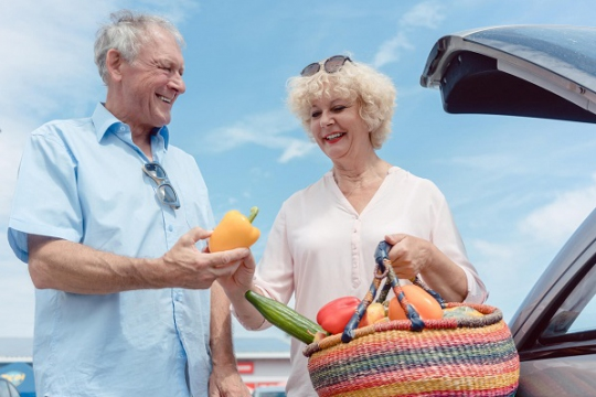 Dieta przy nadciśnieniu i w chorobach krążenia